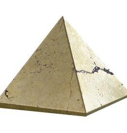 Kheops International Pyrite Pyramid 20-25mm