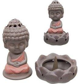 Kheops International Buddha Incense Cone Holder