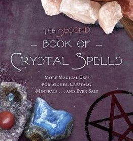 Dempsey Distributing Canada The Second Book of Crystal Spells
