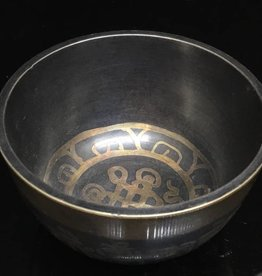 Desiree Designs Tiny antique eternal knot Tibetan Singing Bowl