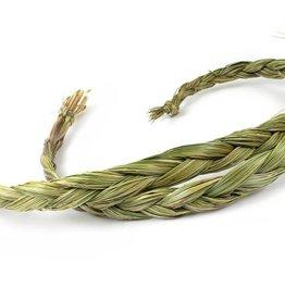 Crystal Peddler Sweetgrass Braid