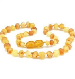 Dempsey Distributing Canada Baby Amber Teething Necklace