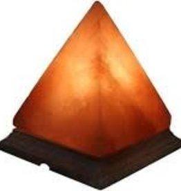 Nature's Expression Himalayan Salt Lamp - Pyramid