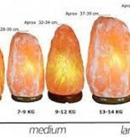 Nature's Expression Salt Lamp - Iceberg - XLarge