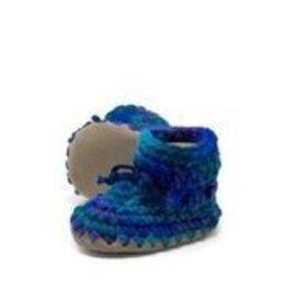Padraig Cottage Ltd Toddler B5 Padraig Wool Slippers, 1-2yr olds