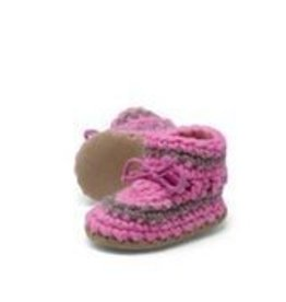 Padraig Cottage Ltd Toddler B7 Padraig Wool Slippers, 2-3yr