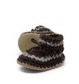 Padraig Cottage Ltd Child C9 Padraig Wool Slippers, 3-4yr