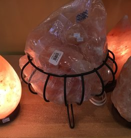 Nature's Expression Himalayan Salt Lamp - Fire Cage