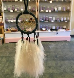"Monague Native Crafts Ltd. 2"" Natural Dreamcatcher"