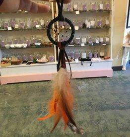 Monague Native Crafts Ltd. 1.5'' Fall Forest Dreamcatcher