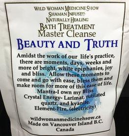 Fiveblueheron Trading Healing Series Bath Salt, 250g
