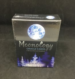 Dempsey Distributing Canada Moonology Oracle Cards