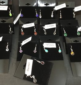 Impetus Jewellery Inc. Gemstone Earrings Mixed
