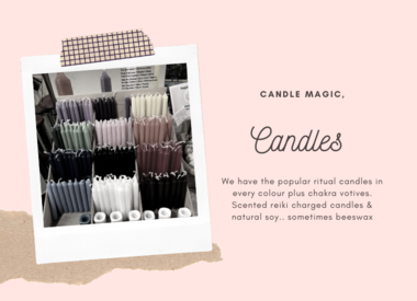 -Candles/Holders