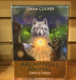 Dempsey Distributing Canada Archangel Animal Oracle