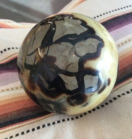 Village Originals Large Septerian Geode Sphere