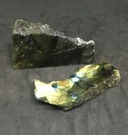 Family Rocks Medium Labradorite Polished Slab