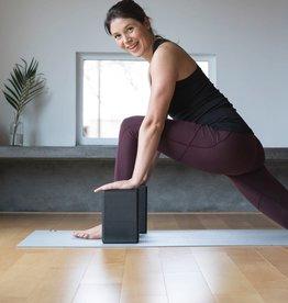 Halfmoon Yoga Block