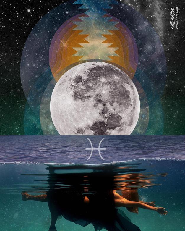 March Full Moon, Unity Illumination