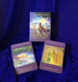 Dempsey Distributing Canada Sacred Traveler Oracle Cards