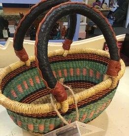 Babatree Baskets African Oval Market Basket