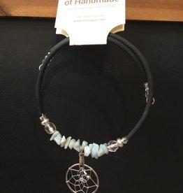 Monague Native Crafts Ltd. Dreamcatcher Coil Bracelet
