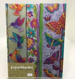 Paperblanks Hummingbirds & Flutterbyes Midi Journal