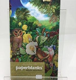 Paperblanks Moon Garden Slim Journal