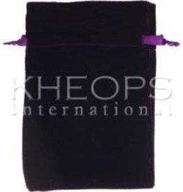 Kheops International Velvet Lined Bag - 4x6
