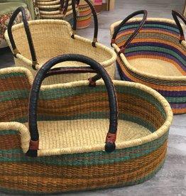 Babatree Baskets African Baby Moses Basket