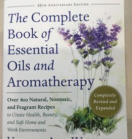 Dempsey Distributing Canada The Complete Book of Essential Oils & Aromatherapy