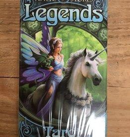 Dempsey Distributing Canada Ann Stokes Legends Tarot