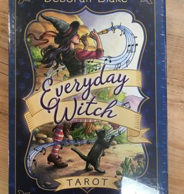 Dempsey Distributing Canada Everyday Witch Tarot