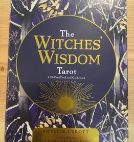 Dempsey Distributing Canada Witches Wisdom Tarot