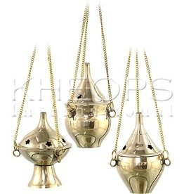 Kheops International Gold Cone Burners  - Hanging Pot