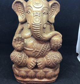 Creating Dharma Stone Ganesha Statue