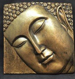 Creating Dharma Buddha Plaque