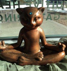 Creating Dharma Stone Temple Cat