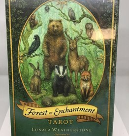 Dempsey Distributing Canada Forest of Enchantment Tarot