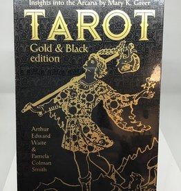 Dempsey Distributing Canada Tarot Black & Gold Edition