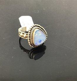 Australian Opal Ring - large