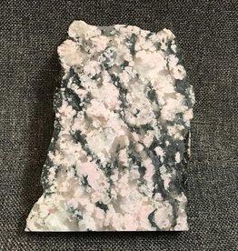 Family Rocks Pink Thulite Slab