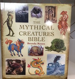 Dempsey Distributing Canada Mythical Creatures Bible