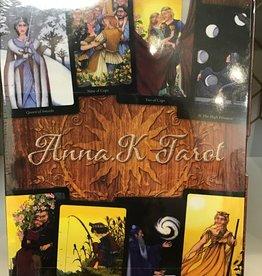 Dempsey Distributing Canada Anna K Tarot Card Set