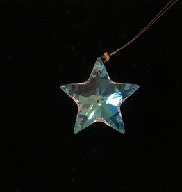 Crystal Peddler Window Crystal Fancy Star