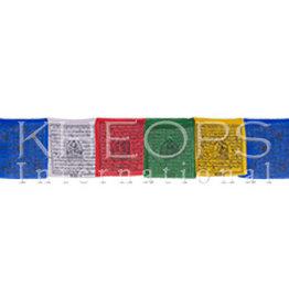 Kheops International Tibetan Buddha prayer flags (44in)