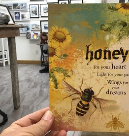 Amber Lotus Honey for your Heart