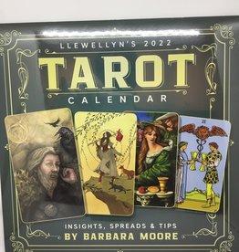 Dempsey Distributing Canada Tarot Wall Calendar 2022