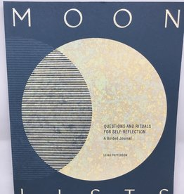 Dempsey Distributing Canada Moon Lists Guided Journal