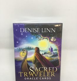 Dempsey Distributing Canada Sacred Traveler Oracle Deck